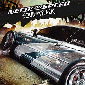 Обложка саундтрека Need for Speed — Most Wanted