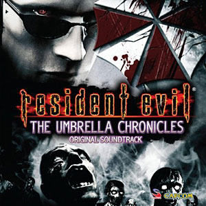 Обложка саундтрека Resident Evil: The Umbrella Chronicles