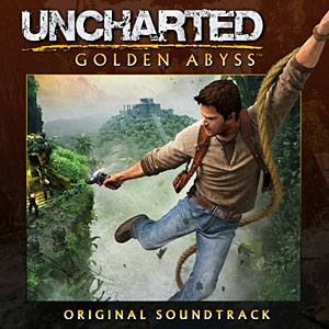 Обложка саундтрека Uncharted: Golden Abyss